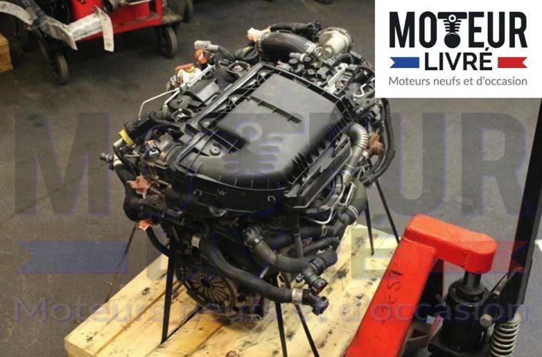 Moteur CITROEN C3 PEUGEOT 208 1.4L Diesel