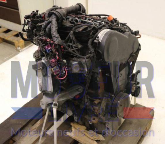 Moteur AUDI A4 A5 Q5 SEAT EXEO 2.0L DIESEL