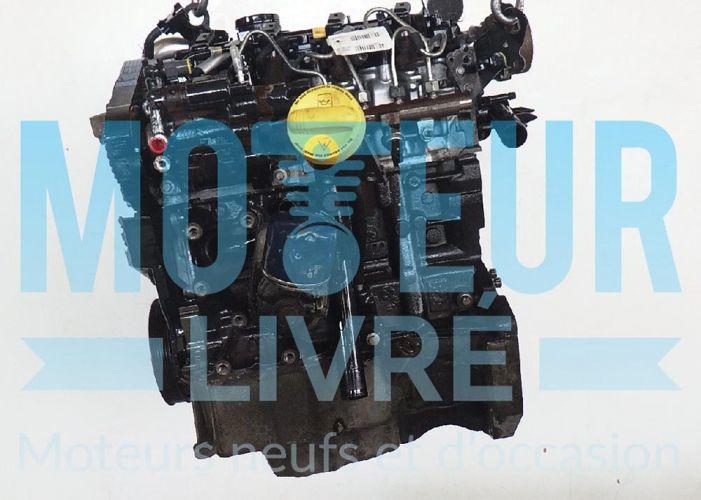 Moteur DACIA DUSTER 1.5L DCi 110 CV Diesel