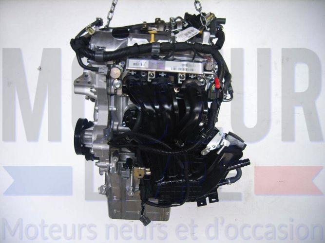 Moteur neuf 0 km smart fortwo cabrio coupe 1.0l essence