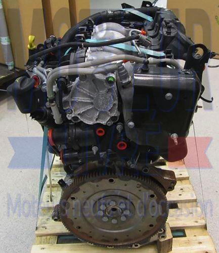 Moteur LAND RANGE ROVER FREELANDER EVOQUE DISCOVERY SPORT JAGUAR XF FACELIFT 2.2L Diesel