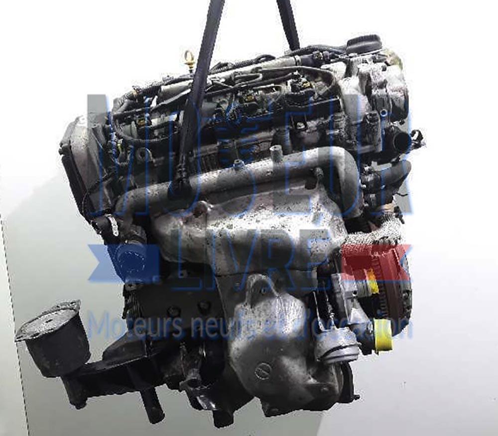 Moteur FIAT STILO VAN BRAVO ALFA ROMEO GT 147 156 1.9L