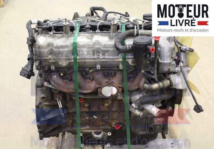 Moteur SsangYong Rexton 2.7l diesel
