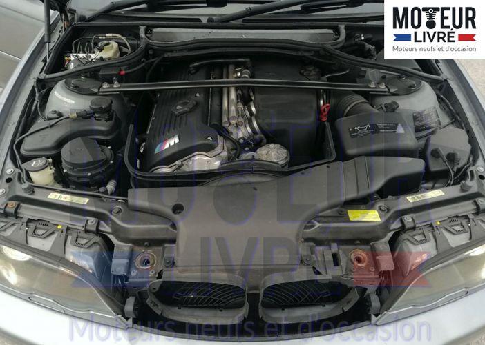 Moteur BMW M3 Z3 Z4 WIESMANN MF3 3.2L ESSENCE
