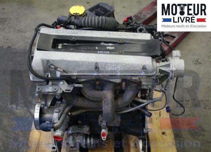 Moteur SAAB 9-5 2.3L Hybride Bio Power Essence et GPL