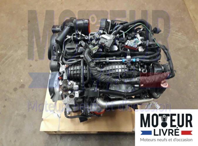 Moteur VOLVO V40 S60 II V60 I 2.0L Diesel