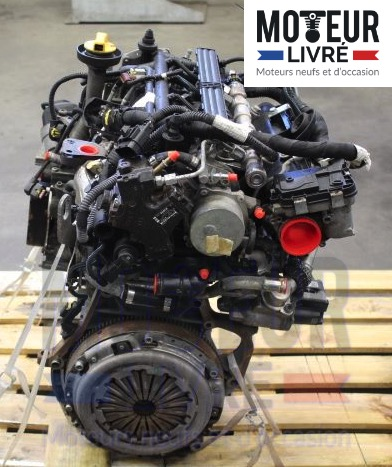 Moteur OPEL VAUXHALL COMBO 1.3L Diesel