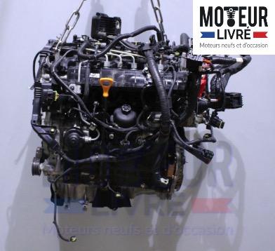 Moteur HYUNDAI I20 I30 ELANTRA IX20 ACCENT KIA VENGA CEED CERATO CARENS SOUL 1.6L Diesel